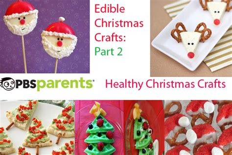 edible crafts for tree ts edible crafts up part two