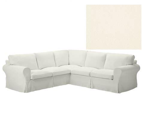 corner sofa slipcover ikea ektorp 2 2 corner sofa slipcover stenasa white