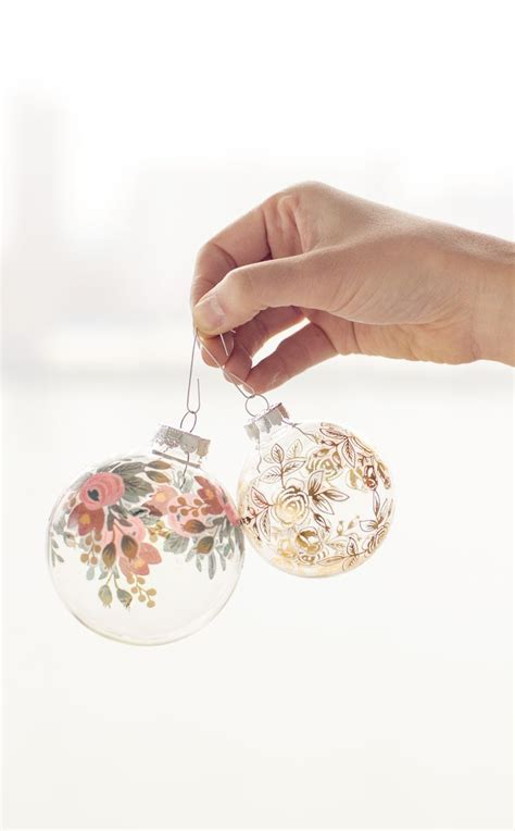 easy tree decorations to make 25 unique ornaments ideas on