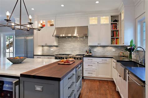 white kitchen cabinets with butcher block countertops butcher block countertops cabinets kitchen