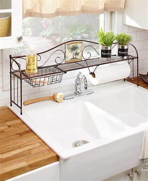 kitchen the sink shelf 1 the sink shelf towel holder tropical palm tree