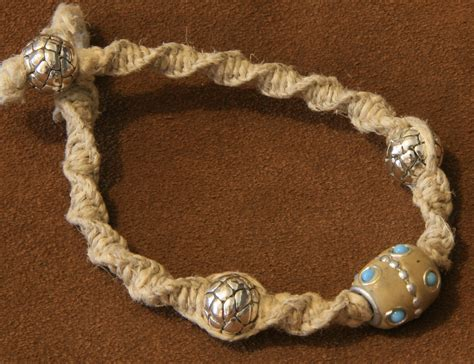 hemp bead necklace learn how to make hemp macrame jewelry beadage