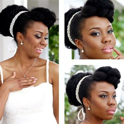 just love natural hairstyles and black weddings on pinterest