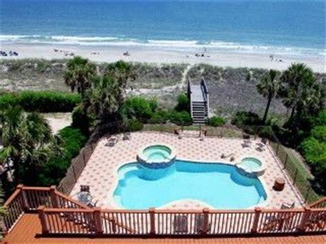 ibis resort house rental oceanfront myrtle home