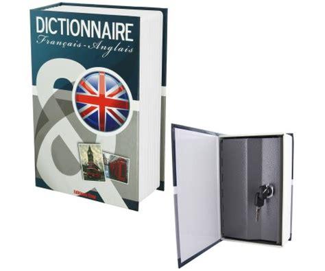 coffre fort design livre dictionnaire anglais pour biblioth 232 que rangement
