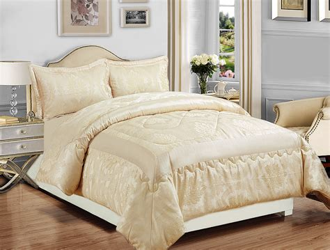 jacquard bedding set luxury bedspread 3pcs jacquard bedspread quilted bed