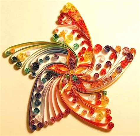 paper craft quilling designs unique paper craft ideas and quilling designs from