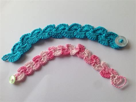 how to make crochet jewelry how to crochet easy and beautiful bracelet