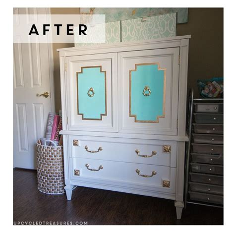chalk paint göteborg hometalk a 30 mid century armoire gets a makeover