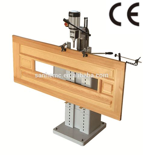 woodworking mortise vertical woodworking mortising tool machine or chisel