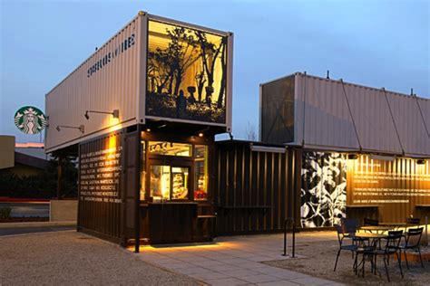 New Starbucks Made From Shipping Containers ? Enpundit
