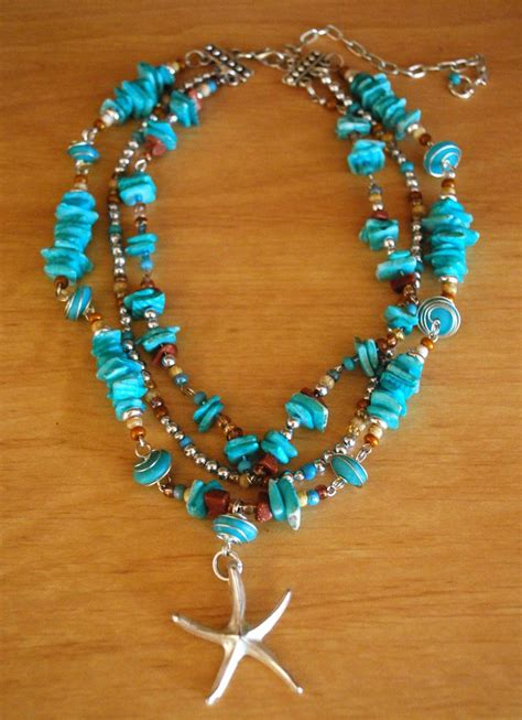 handmade bead necklace handmade beaded jewelry ideas handmade jewelry