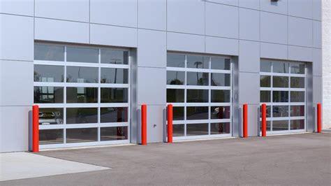 commercial overhead door sizes commercial bailey garage doors