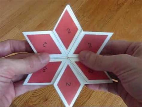 hexaflexagon origami misc playlist