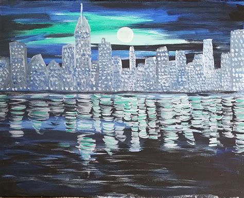 paint nite jersey city city at