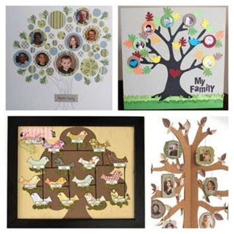 family tree craft for toddlerbrain family tree craft ideas