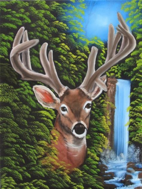 Wildlife Paintings Wildlife Painting Classes