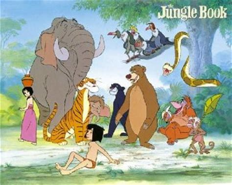 pictures of the jungle book characters gt jungle book and locations filmapia