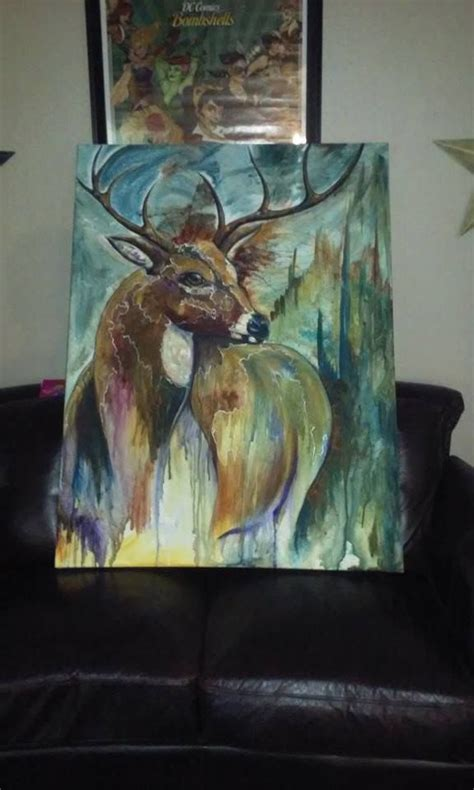 bob ross painting deer 379 best images about hart on