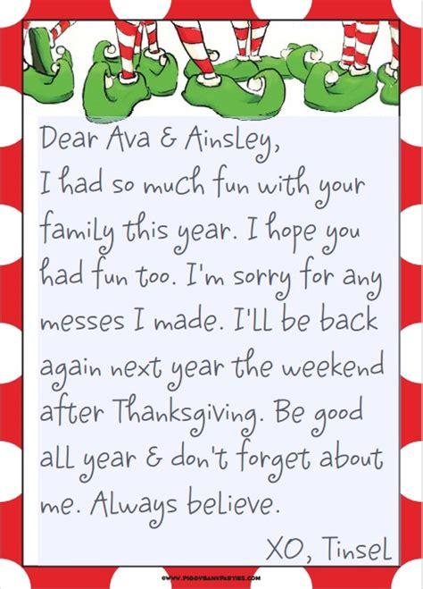 elf on the shelf goodbye letter template elfing realhousewifehouston