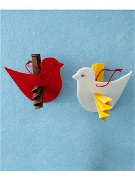 dove crafts for craft how to felt dove ornament