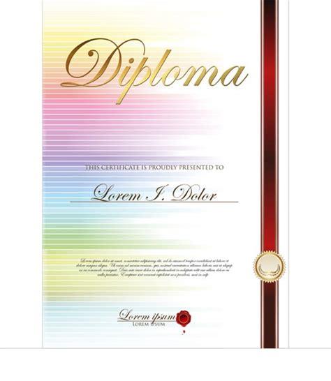 best certificate templates best certificate template design vector 02 free download