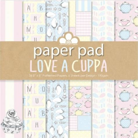 paper pads for card craftwork cards