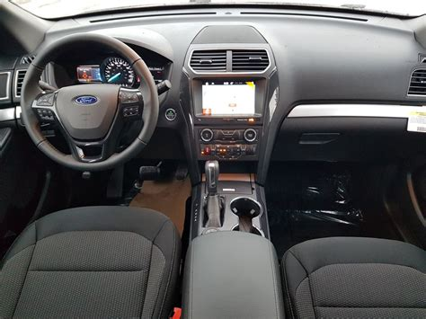 Ford Explorer Interior by Ford Explorer Xlt 2017 Interior Best New Cars For 2018