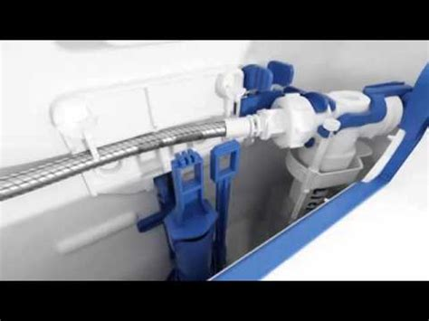Gamma Toilet Vlotterkraan by αλλαγή λάστιχου φλοτέρ Geberit Youtube