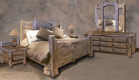 western bedroom set furniture rustic western bedroom set for our ranch rustic style