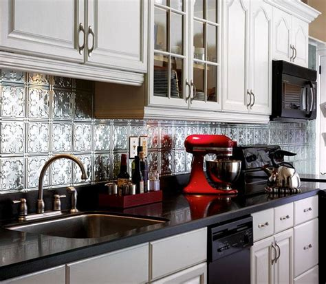 farmhouse backsplash kitchen great home decor best