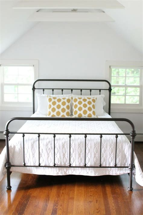 iron bed frame iron beds
