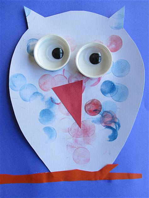 owl craft for easy owl craft for