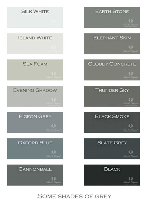 shades of grey colors 17 best ideas about grey flooring on grey