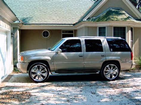 2000 Cadillac Escalade For Sale by Ushdogg 2000 Cadillac Escalade Specs Photos Modification