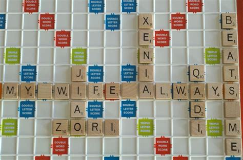 is ve a word in scrabble is words with friends helping or hurting your writing