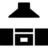 Kitchen Furniture Images kitchen icons noun project