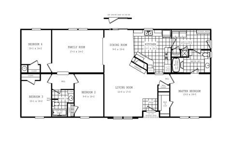 oakwood mobile home floor plans 2002 oakwood mobile home floor plans