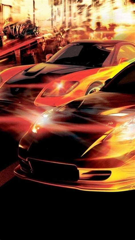 Fast 7 Car Wallpaper by The Fast And The Furious Wallpapers Wallpaper Cave