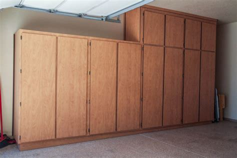 woodworking garage cabinets candle neil s garage cabinets