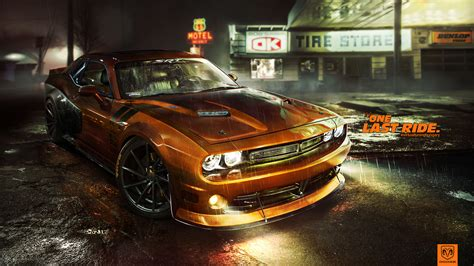Hd Car Wallpapers 4k by Dodge Challenger 4k Wallpaper Hd Car Wallpapers Id 6328