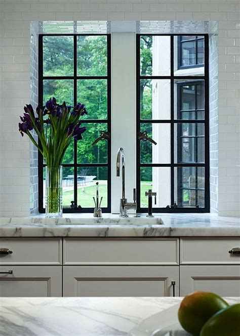 window kitchen sink my kitchen remodel windows flush with counter the