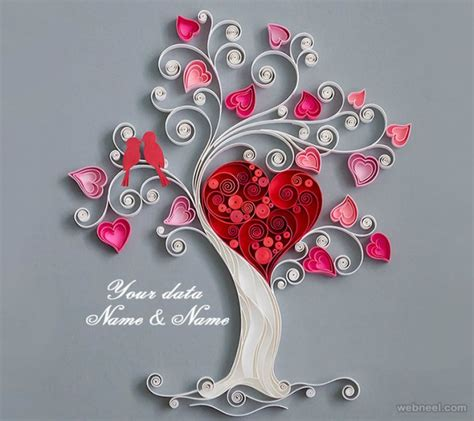 craft paper design 25 beautiful quilling flower designs and paper quilling cards