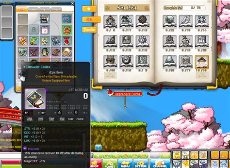 book maplestory reboot if you guys want an 2 to all stats you can