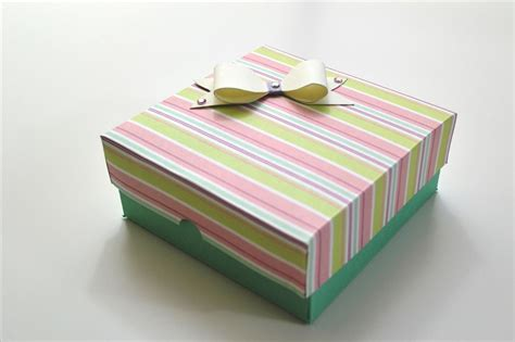 boxes to make how to make an easy paper box s day gift diy