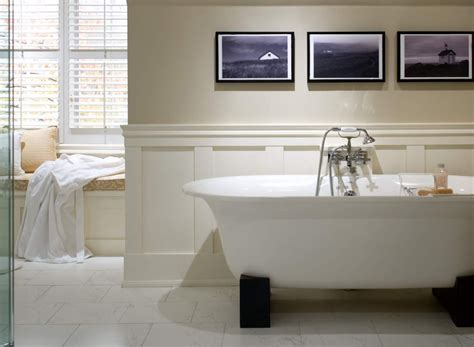 Wainscoting Bathroom Ideas by Bathroom Wainscoting What It Is And How To Use It