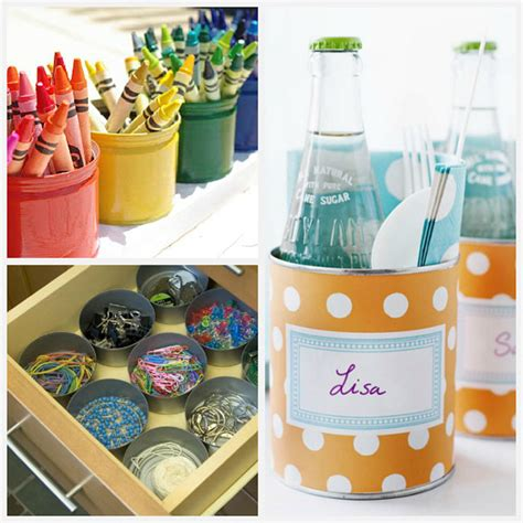 crafts can do tin can crafts 22 ideas that are thrifty and