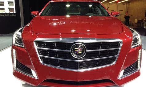 2014 Cadillac Cts V 0 60 by 2014 Cadillac Cts Vsport 0 60 Top Auto Magazine