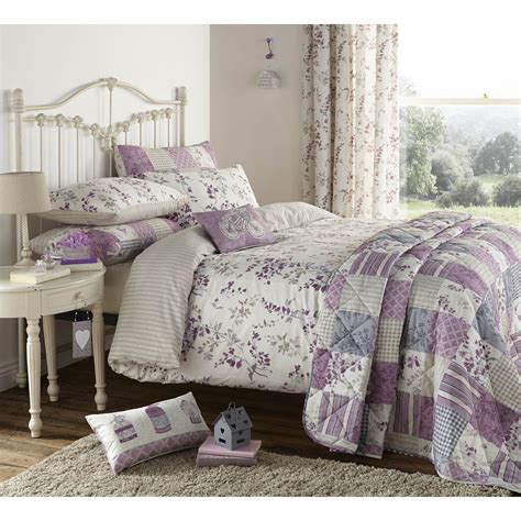 next bedding set dreams n drapes lila bedding set in lilac up to 60