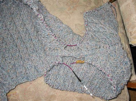 knitting the gusset knitting outside the lines unvented underarm gusset